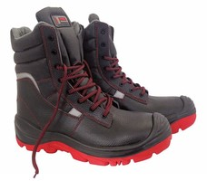 Zateplená poloholeňová bezpečnostná obuv PANDA CAVALLINO HIGH S3 (nekovová)