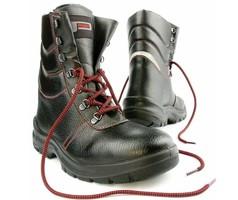 Zateplená poloholeňová bezpečnostná obuv PANDA STRONG DUCATO S3