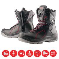 Zateplená poloholeňová bezpečnostná obuv PANDA TOP CLASSIC STRALIS S3
