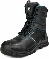 Zateplená poloholeňová bezpečnostná obuv RAVEN XT S3 CI SRC