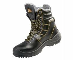 Zateplená poloholeňová bezpečnostná obuv TIGROTTO S3