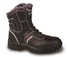 Zateplená poloholeňová pracovná obuv SHEFFIELD O1