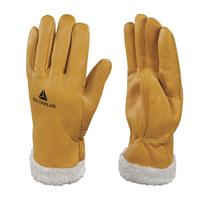 Zateplené celokožené rukavice FBF15