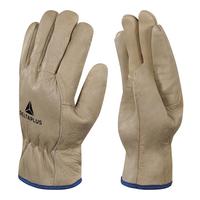 Zateplené celokožené rukavice FBF50