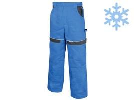 Zateplené montérkové nohavice COOL TREND do pása