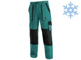 Zateplené montérkové nohavice CXS LUXY JAKUB do pása