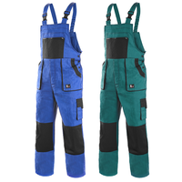 Zateplené montérkové nohavice CXS LUXY MARTIN