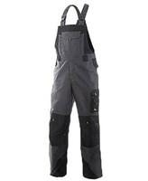 Zateplené montérkové nohavice CXS SIRIUS TRISTAN s náprsenkou
