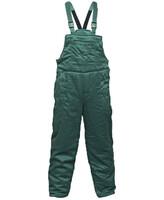Zateplené montérkové nohavice FF ERICH BE-03-001 s náprsenkou