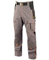 Zateplené montérkové nohavice VISION do pása