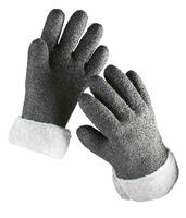 Zateplené pracovné rukavice ALASKA