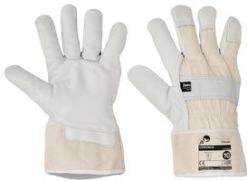 Zateplené pracovné rukavice CERVINUS kombinované