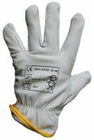 Zateplené pracovné rukavice K2 WINTER TOP celokožené