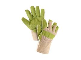 Zateplené pracovné rukavice NERO WINTER kombinované