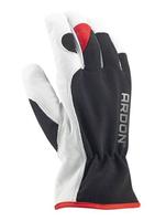 Zateplené pracovné rukavice PONY WINTER kombinované