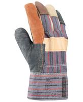 Zateplené pracovné rukavice ROCKY WINTER kombinované