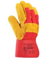 Zateplené pracovné rukavice TOP UP WINTER kombinované