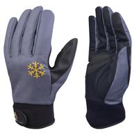 Zateplené textilné rukavice BOROK VV903