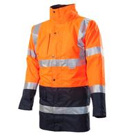 Zimná reflexná bunda HI-VIZ 4v1 Hi-Vis