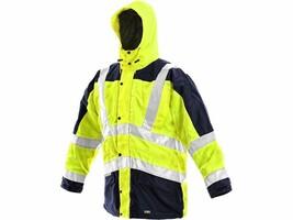 Zimná reflexná bunda LONDON Hi-Vis 5v1