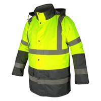 Zimná reflexná bunda REF 601
