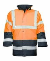 Zimná reflexná bunda REF 602
