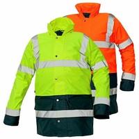 Zimná reflexná bunda SEFTON Hi-Vis