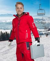 Zimná softshellová bunda VISION