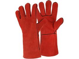 Zváračské rukavice PATON RED