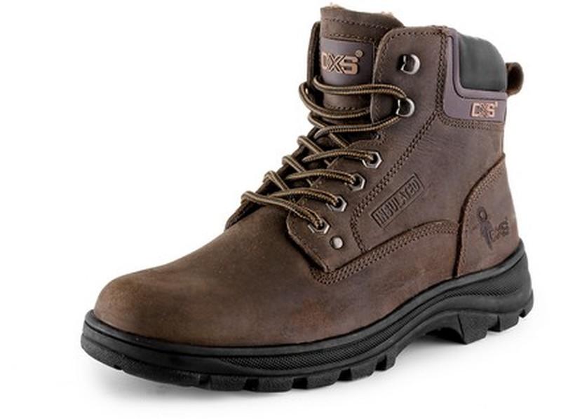 d2e08e3e16bc Canis (CXS) Zateplená členková pracovná obuv ROAD GRAND WINTER