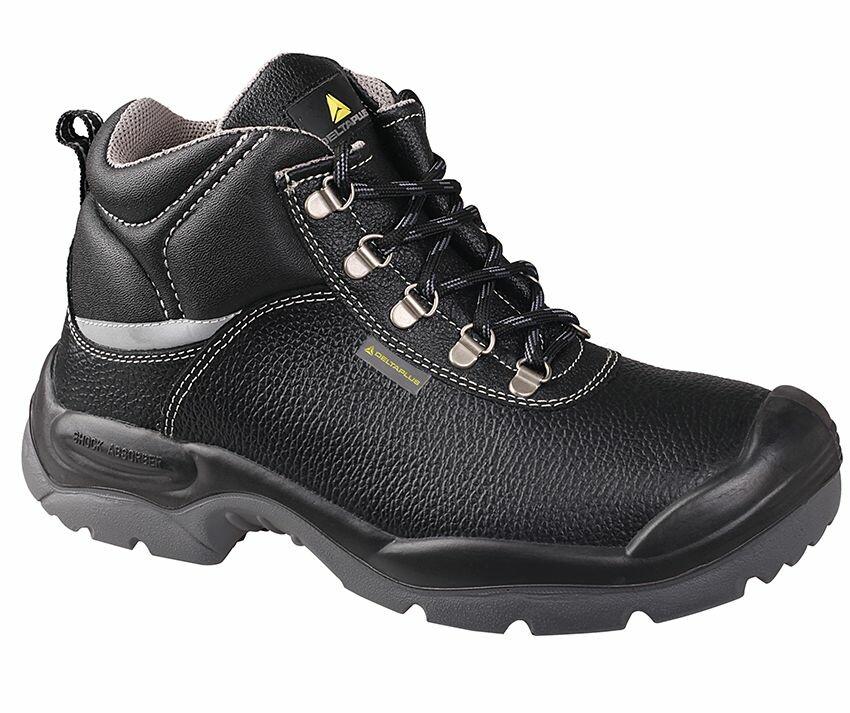 8008af2025 Pracovná obuv- Delta Plus Členková bezpečnostná obuv SAULT2 S