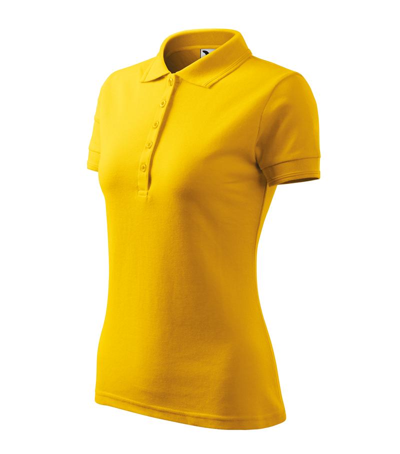 454d986a6ec4 Pracovné odevy- Adler Polokošeľa PIQUE POLO 200g dámska žltá L