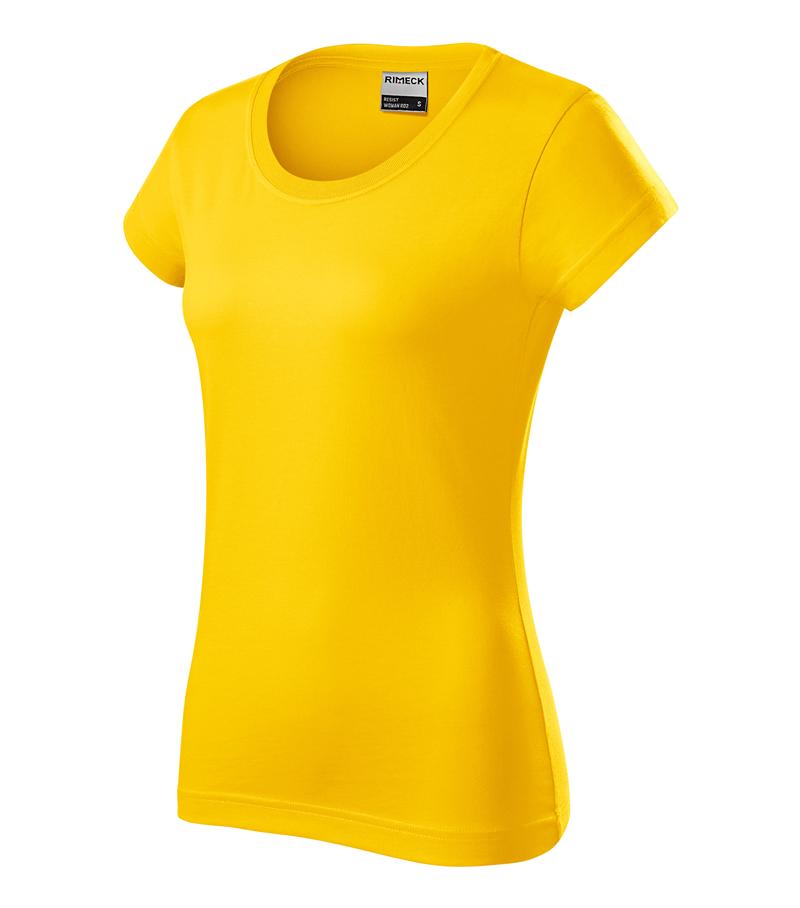 64ebed76d16f Pracovné odevy- Adler Tričko RESIST HEAVY 200g dámske žltá 3XL