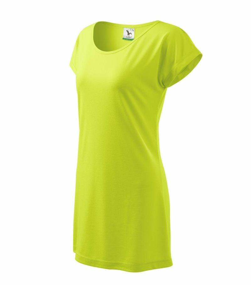 62172d7e7232 Pracovné odevy- Adler Dámske tričko šaty LOVE (Nr.123)
