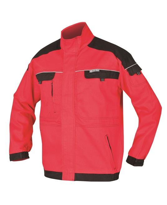 081b5926bd9d Pracovné odevy- Ardon Blúza COOL TREND červená 103 č.52