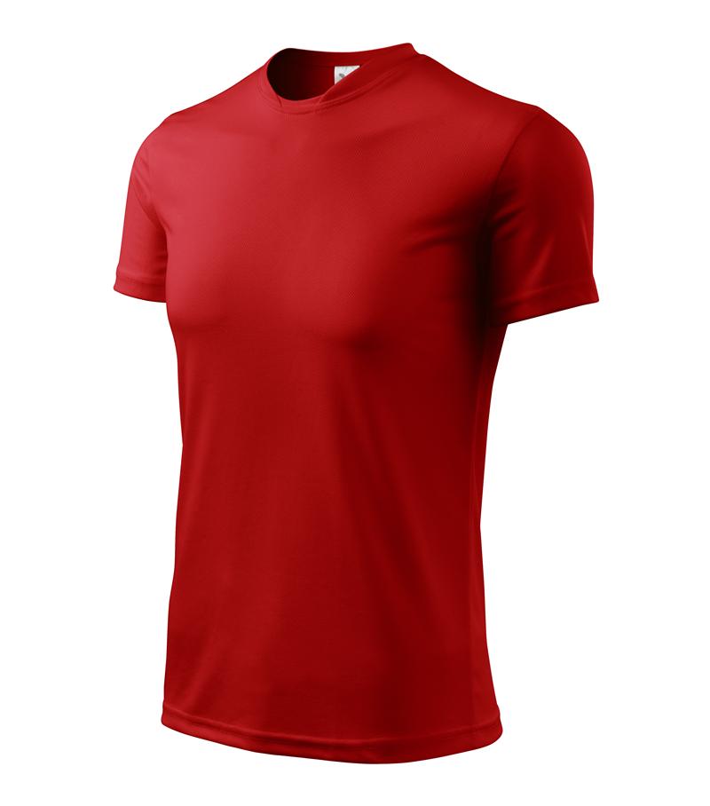 9a3ea7f5c428 Adler Tričko FANTASY 150g pánske funkčné červená L