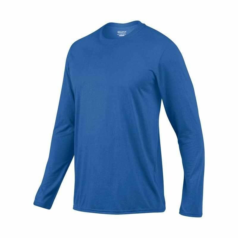 ed559528c3d0 Repre Pánske tričko GILDAN PERFORMANCE LSL dlhý rukáv