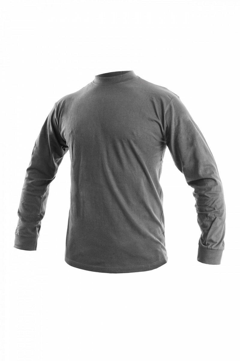 dd7997b17431 Pracovné odevy- Canis (CXS) Pánske tričko PETR dlhý rukáv