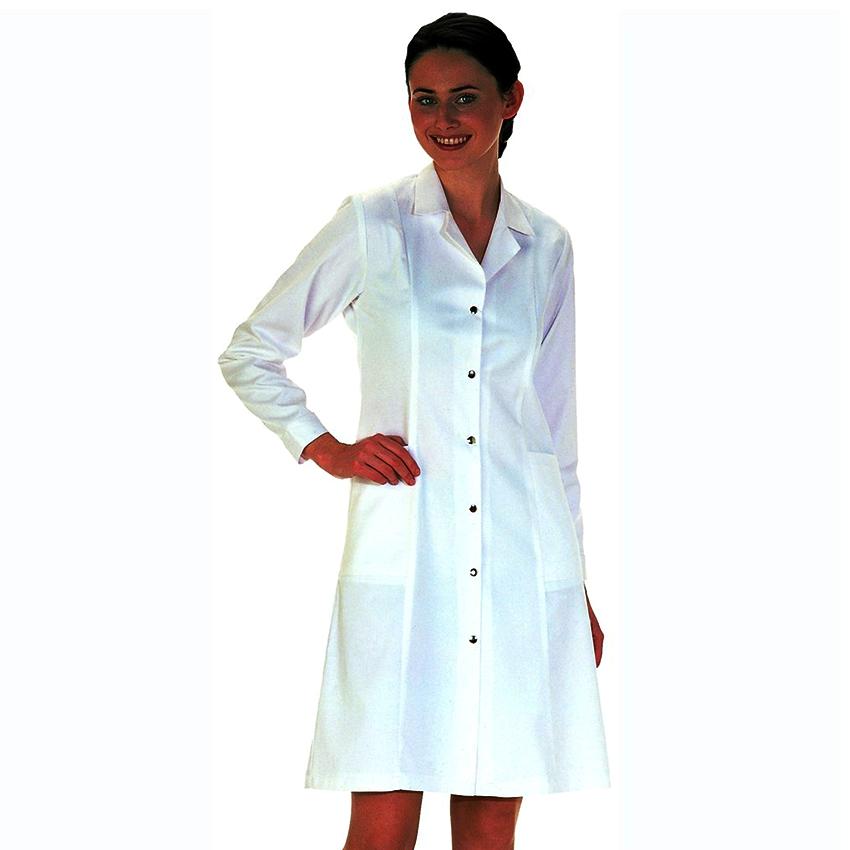 b4d5ea779436 Pracovné odevy- Portwest Plášť Princess LW 56 dámsky biely M